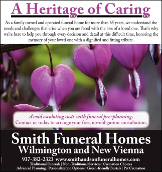A Heritage of Caring