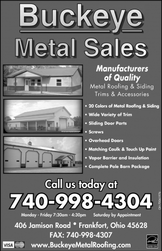 Metal Roofing & Siding Trims & Accessories