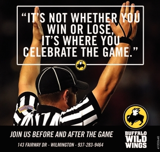 Join us before and after the game